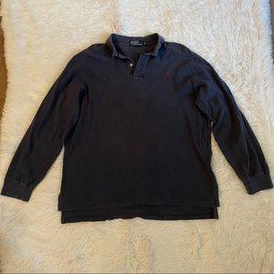 ✨4 for $16 VTG Ralph Lauren Long Sleeve Polo!